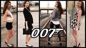 James Bond Costume Halloween Book James Bond Inspired 007