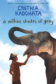 Shades Of Gray A Million Shades Of Gray Book By Cynthia Kadohata Official