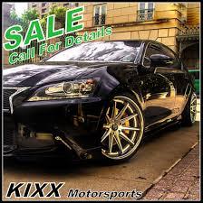 lexus is350 lowered 19