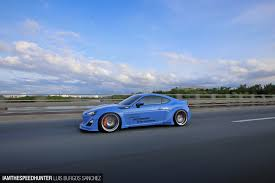 frs toyota black the rocket bunny fr s speedhunters