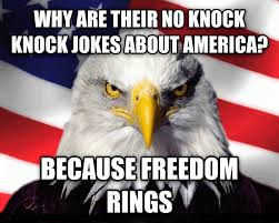 Patriotic Eagle Meme - fourth of july independence day america fuck yeah poodlepants