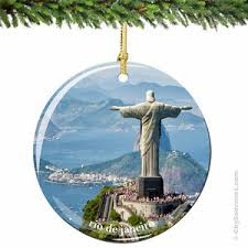 de janeiro ornament porcelain brazil ornaments ebay
