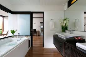 Contemporary Bathroom Design Home Design Lovely Space With Absolute Class From Total