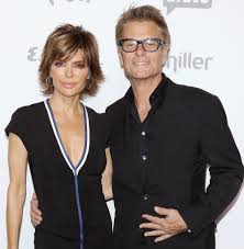 lisa rinnas hairdresser lisa rinna celebrates 21 years of marriage with harry hamlin