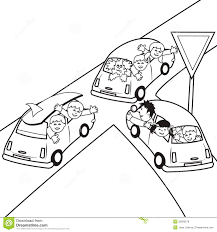 cars coloring book royalty free stock photos image 32690578