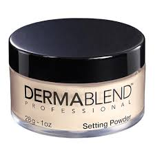 dermablend foundations concealers setting powders brushes