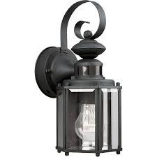 outdoor motion sensor light home lighting insight