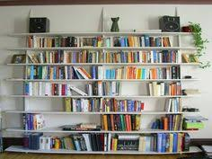 Diy Bookshelves Cheap by Cheap Easy Low Waste Bookshelf Plans Shelf System Trestle