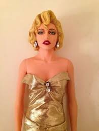 Seeking Ken Doll Ooak Madonna Doll Desperately Seeking Susan Repaint