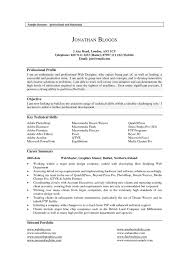 Sample Of Objectives In Resume by 39 Best Resume Example Images On Pinterest Resume Templates