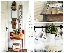 Home Design Diy Ideas by 12 Diy Farmhouse Decor Ideas You Need To Try