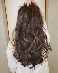 curly hair with lowlights highlights vs lowlights vs babylights and balayage vs ombre vs