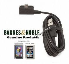 nook nook color charger cord ebay