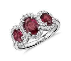 gemstone rings ruby images 111 best 3 stone ring images stone rings diamond jpg