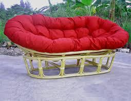 double papasan mamasan love seat