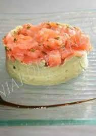 cuisiner le saumon fumé tartare de saumon fumé et avocat