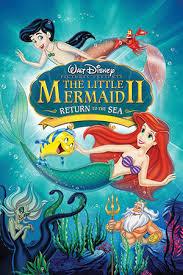 The Little Mermaid Vanity The Little Mermaid Ii Return To The Sea Disney Movies