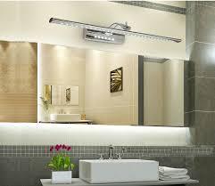 Modern Led Bathroom Lighting Appealing Led Lighting Bathroom Vanity Modern In Lights For Bulbs