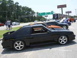 Black Mustang 5 0 Ford Mustang 5 0 1989 Car Autos Gallery