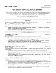 resume template college student resume template college graduate student no work experience