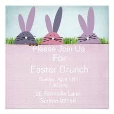 easter brunch invitations easter invites invitations 4 u