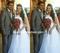 christian wedding gowns christian wedding gowns fashion trends south india fashion