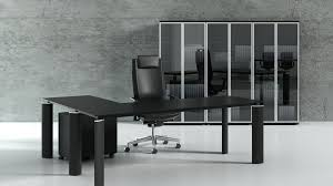 l shaped drafting desk black stark modern l shaped desk ambience doré