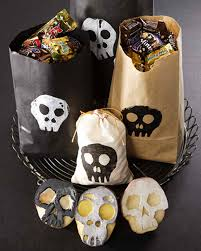 halloween goody bags halloween crafts ideas martha stewart