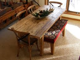 Barnwood Dining Room Table Home Design Ideas - Barnwood kitchen table