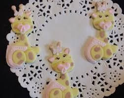 giraffe baby shower decorations carriage cake topper baby shower decorations baby carriage