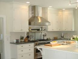 white appliance kitchen ideas top kitchen tile ideas with white cabinets my home design journey