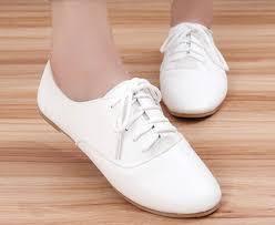 online get cheap white flats dress shoes aliexpress com alibaba