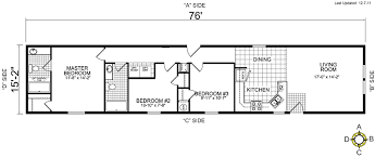 Mobile Home Designs Floor Plans Single Wide Google Search 16