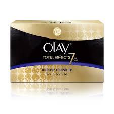 Sabun Olay olay皰 total effects moisture bar my holy grail