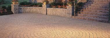 Circular Patio Kit by London Cobble Circle Paver U0026 Patio Pavers From Belgard Hardscapes