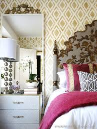 wall stencils for bedrooms the benefits of wall stencils and how to do them right zing blog