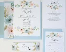 light blue wedding invitations light blue wedding invitations pastel wedding invitations blue