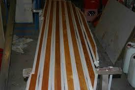 resine epoxy sur bois l u0027histoire d u0027un projet construction d u0027un bateau en bois le