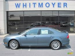 steel blue metallic ford fusion 2012 steel blue metallic ford fusion sel v6 awd 68152865