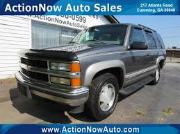 96 Tahoe Interior 1999 Chevrolet Tahoe For Sale Carsforsale Com