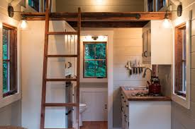 Tiny House Kitchens by Timbercraft Tiny House Living Large In 150 Square Feet