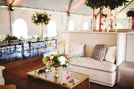 mirrored coffee table set blog u2014 hank u0027s event rentals