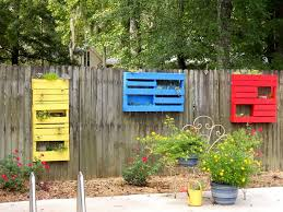Backyard Fence Decorating Ideas 55 Who Took Their Backyard Fences To Another Level