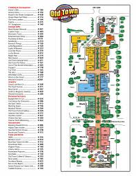 Kissimmee Florida Map by Old Town U0027s Updated Map With New Shops Kissimmee U0027s Highway 192
