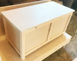 How To Build A Cabinet Box How To Build A Simple Diy Storage Chest
