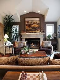 Best Tuscan Style Images On Pinterest Tuscan Design - Tuscan style family room