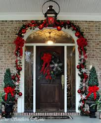 Christmas Porch Decorations Ideas by 50 Best Christmas Porch Decoration Ideas For 2017