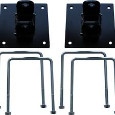 swing arm rv bumper brackets rvb 1900 party king grills