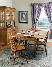 Drop Leaf Dining Room Table by Amish Square Drop Leaf Extension Dining Table