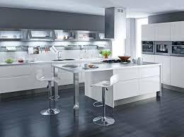 d馗oration cuisine blanche modele cuisine blanche modele cuisine blanc laque cuisine design